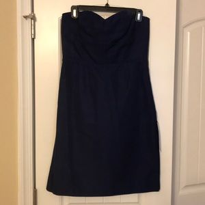 NWT strapless sweetheart JCrew cocktail dress
